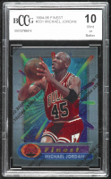 Michael Jordan 1994-95 Finest #331 (BCCG 10) at PristineAuction.com