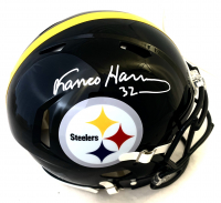 Franco Harris Signed Steelers Full-Size Authentic On-Field Speed Helmet (Beckett COA) at PristineAuction.com
