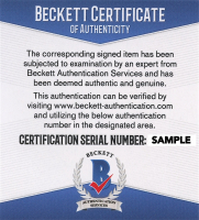 Pele Signed 16x20 Custom Framed Photo Display (Beckett COA) at PristineAuction.com