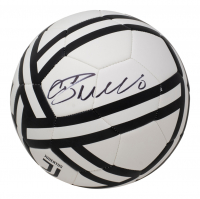 Cristiano Ronaldo Signed Adidas Soccer Ball (Fanatics Hologram) at PristineAuction.com