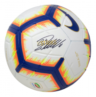Cristiano Ronaldo Signed Nike Soccer Ball (Fanatics Hologram) at PristineAuction.com