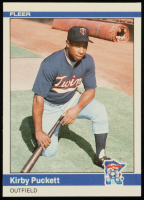 Kirby Puckett 1984 Fleer Update #93 RC at PristineAuction.com