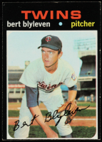 Bert Blyleven 1971 Topps #26 RC at PristineAuction.com