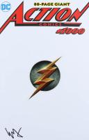 Ezra Miller Signed The Flash Action Comics #1000 (JSA COA) at PristineAuction.com