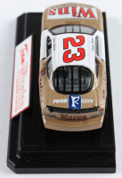 Jimmy Spencer LE #23 Winston 23 Wins Ford Taurus 1:64 Scale Stock Car at PristineAuction.com