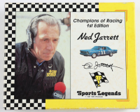 Ned Jarrett Champions of Racing FIrst Edition Sports Card Set at PristineAuction.com