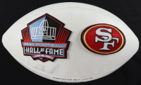 """Steve Young Signed """"The Duke"""" NFL Football Inscribed """"HOF 2005"""" With Display Case (JSA COA) at PristineAuction.com"""