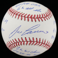 Jose Canseco Signed OML Baseball with Multiple Inscriptions (Beckett COA) at PristineAuction.com