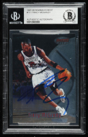 Tracy McGrady Signed 1997-98 Bowman's Best #111 RC (BGS Encapsulated) at PristineAuction.com