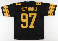 Cameron Heyward Signed Jersey (Beckett COA) at PristineAuction.com