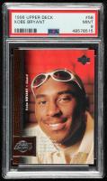 Kobe Bryant 1996-97 Upper Deck #58 RC (PSA 9) at PristineAuction.com