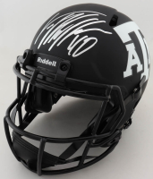 Von Miller Signed Texas A&M Aggies Full-Size Authentic On-Field Eclipse Alternate Speed Helmet (JSA COA) (See Description) at PristineAuction.com