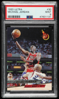 Michael Jordan 1993-94 Ultra #30 (PSA 9) at PristineAuction.com