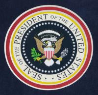 George W. Bush Signed 21x26.5 Custom Framed Cut Display (JSA COA) at PristineAuction.com