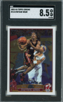 Dwyane Wade 2003-04 Topps Chrome #115 RC (SGC 8.5) at PristineAuction.com