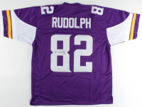 Kyle Rudolph Signed Jersey (Beckett COA) at PristineAuction.com