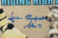"Jean Cruguet Signed 16x20 Photo Inscribed ""Slew 77"" (Leaf Hologram) at PristineAuction.com"