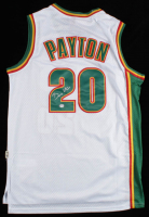 Gary Payton Signed SuperSonics Jersey (PSA Hologram) at PristineAuction.com