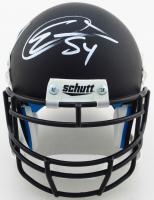 Eric Kendricks Signed Matte Black Mini Helmet (Beckett COA) at PristineAuction.com