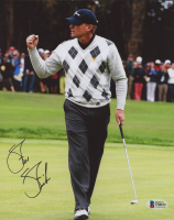 Steve Stricker Signed 8x10 Photo (Beckett COA) at PristineAuction.com