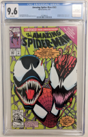 "1992 ""Amazing Spider-Man"" Issue #363 Marvel Comic Book (CGC 9.6) at PristineAuction.com"
