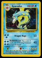 Gyarados 1999 Pokemon Base Unlimited #6 HOLO at PristineAuction.com
