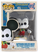Mickey Mouse - Disneyland: 65th Anniversary - Matterhorn Bobsleds Mickey #812 Funko Pop! Vinyl Figure at PristineAuction.com