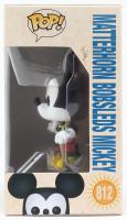 Mickey Mouse - Disneyland: 65th Anniversary - Matterhorn Bobsleds Mickey #812 Funko Pop! Vinyl Figure at PristineAuction.com
