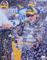 Jeff Gordon Signed NASCAR 11x14 Photo (JSA COA) at PristineAuction.com