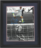 "Carli Lloyd Signed Team USA 16x20 Custom Framed Photo Display Inscribed ""2015 FIFA POY"" (Radtke COA) at PristineAuction.com"