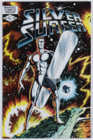 "1982 ""The Silver Surfer"" Issue #1 Marvel Comic Book at PristineAuction.com"