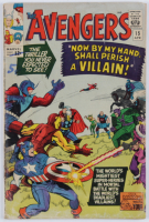 "Vintage 1965 ""The Avengers"" Issue #15 Marvel Comic Book at PristineAuction.com"
