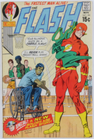 """1970 """"The Flash"""" Issue #201 DC Comic Book at PristineAuction.com"""