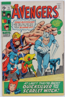 "Vintage 1970 ""The Avengers"" Issue #75 Marvel Comic Book at PristineAuction.com"