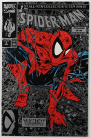 "1990 ""Spider-Man"" Issue #1 Marvel Silver Comic Book at PristineAuction.com"