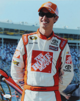 Joey Logano Signed NASCAR 11x14 Photo (JSA COA) at PristineAuction.com
