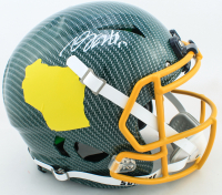 Davante Adams Signed Full-Size Authentic On-Field Hydro-Dippeed Helmet (Beckett COA) at PristineAuction.com