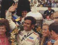 Al Unser Jr. Signed 8x10 Photo (Beckett COA) at PristineAuction.com