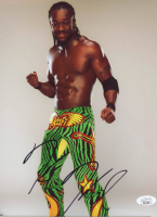 Kofi Kingston Signed WWE 8x10 Photo (JSA COA) at PristineAuction.com