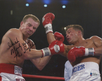 """Irish"" Micky Ward Signed 8x10 Photo Inscribed ""The Fighter"" (Beckett COA) at PristineAuction.com"