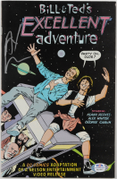 "Alex Winter Signed 1989 ""Bill & Ted's Excellent Adventure"" DC Comic Book (PSA COA) at PristineAuction.com"