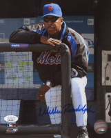 Willie Randolph Signed Mets 8x10 Photo (JSA COA) at PristineAuction.com