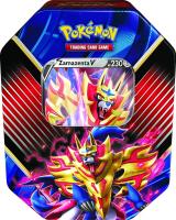 Pokemon TCG: Legends of Galar Partner Tin - Zamazenta at PristineAuction.com