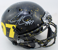 Cameron Heyward Signed Full-Size Authentic On-Field Hydro-Dipped Helmet (Beckett COA) at PristineAuction.com