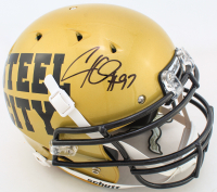 Cameron Heyward Signed Full-Size Authentic On-Field Helmet (Beckett COA) at PristineAuction.com