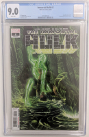 "2018 ""Immortal Hulk"" Issue #2 Marvel Comic Book (CGC 9.0) at PristineAuction.com"