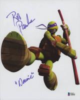 "Rob Paulsen Signed ""Teenage Mutant Ninja Turtles"" 8x10 Photo Inscribed ""Donnie"" (Beckett COA) at PristineAuction.com"