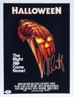 "Nick Castle Signed ""Halloween"" 11x14 Photo (PSA COA) at PristineAuction.com"