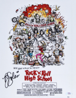 "P. J. Soles Signed ""Rock 'n' Roll High School"" 11x14 Photo (PSA COA) at PristineAuction.com"