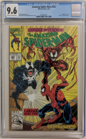 "1992 ""Amazing Spider-Man"" Issue #362 Marvel Comic Book (CGC 9.6) at PristineAuction.com"